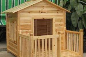 实木宠物小屋可定制质优价廉
