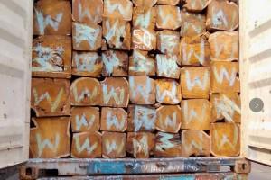 刺猬紫檀大方一手货源塞拉利昂弗里敦港发货