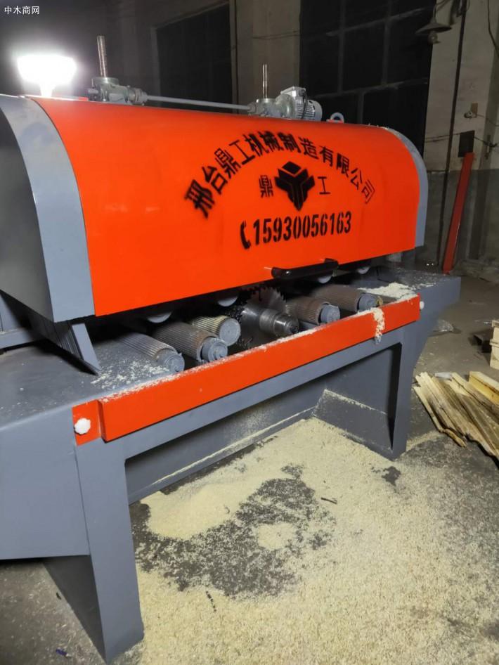 重型重型支点方木多片锯厂家批发价格