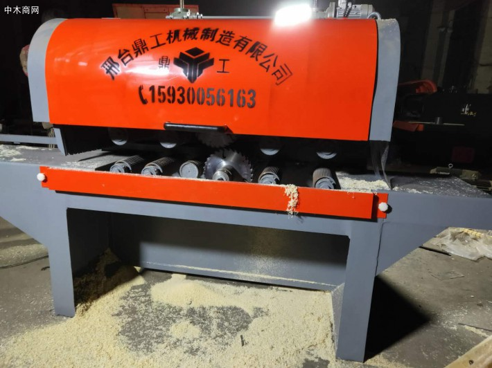 木材加工厂为什么要选用重型支点方木多片锯