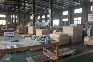 宿迁市沭阳县委书记卞建军检查木材家具企业安全生产工作