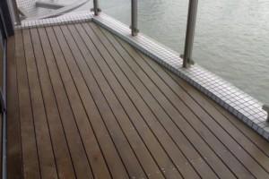 户外防腐木园林木地板建设,贵州户外防腐木地板施工