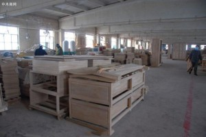 河南省开封市领导赴通许县木业,家具企业调研复工复产情况