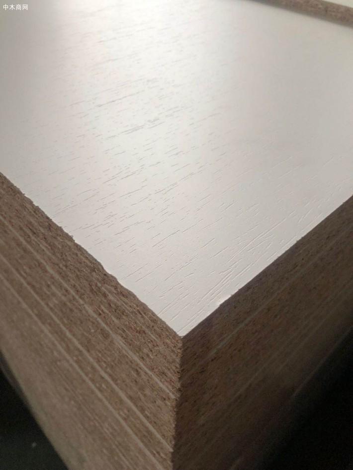 EO/E1刨花板厂家批发价格图片