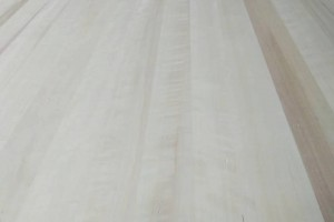 碳化杨木直拼板的制作流程及用途