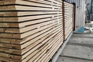 碳化杨木直拼板烘干流程视频 (220播放)