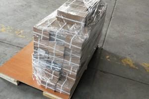 板材厂样品展示板色卡样册定做免费激光打标