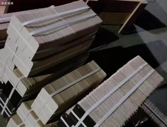 临沂生态板样品展示板册板切割厂家