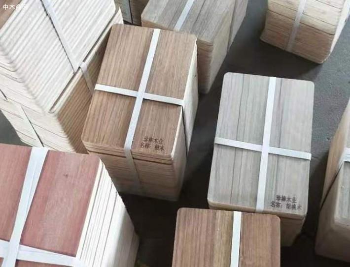 临沂生态板样品展示板册板切割厂家图片