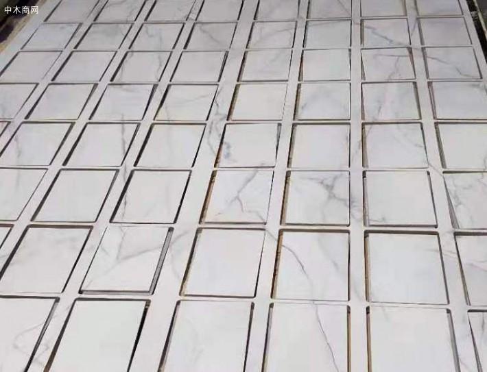 样品展示板HD板材(超高分子聚乙烯)切割流程