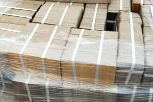 样品展示板PP板材样块切割的特点