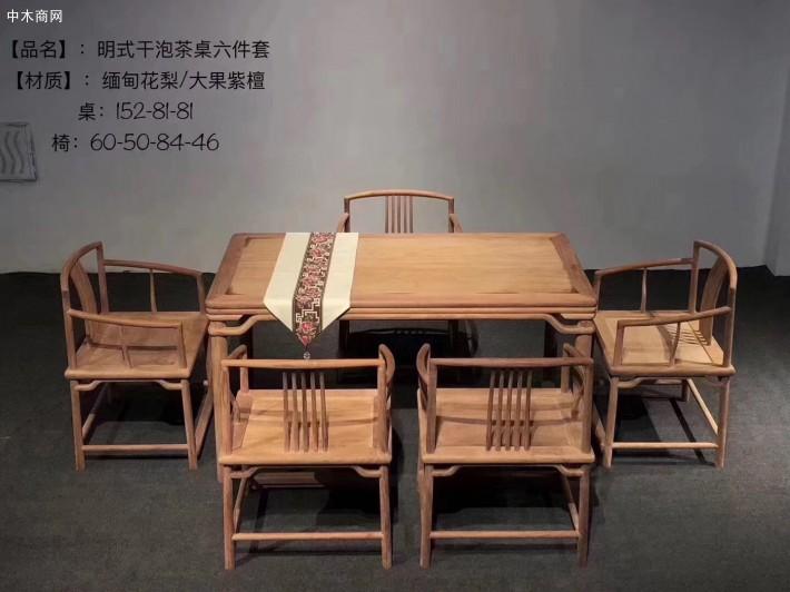 广西红木家具今日最新报价品牌
