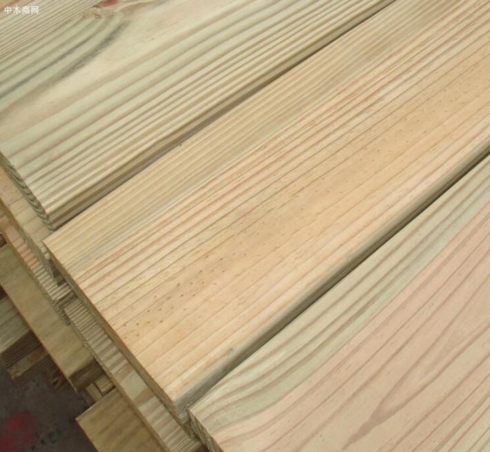 樟子松板材的特点是什么呢价格