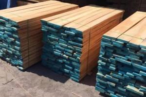 博达杨木板材现货实物高清图片