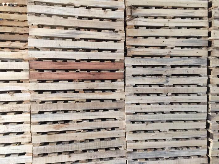 广兴木业与化工企业签订木托盘2000个