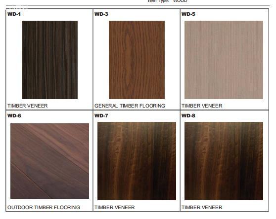 求购:木饰面装修用
