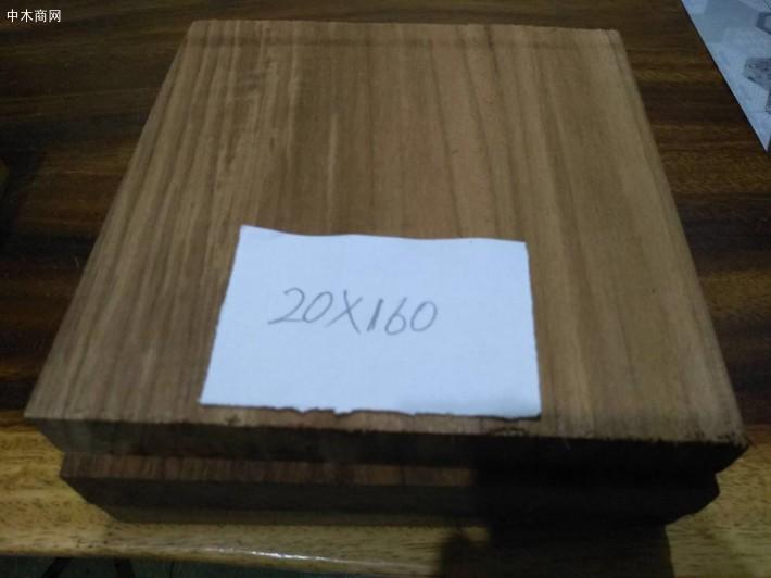 印尼柚木实木地板坯料价格多少钱一立方米厂家