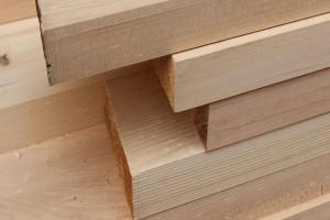 上海中苑翰发木业樟子松,芬兰木,欧洲赤松防腐木碳化木板材高清图片