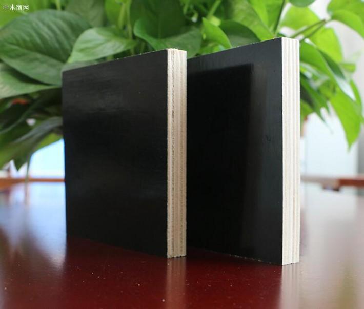 济宁三实木业建筑模板高清图片
