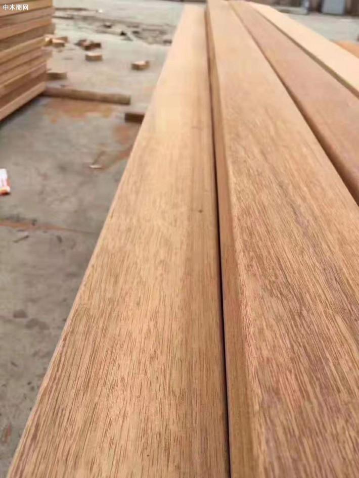 南美菠萝格板材,古建园林户外景观防腐木