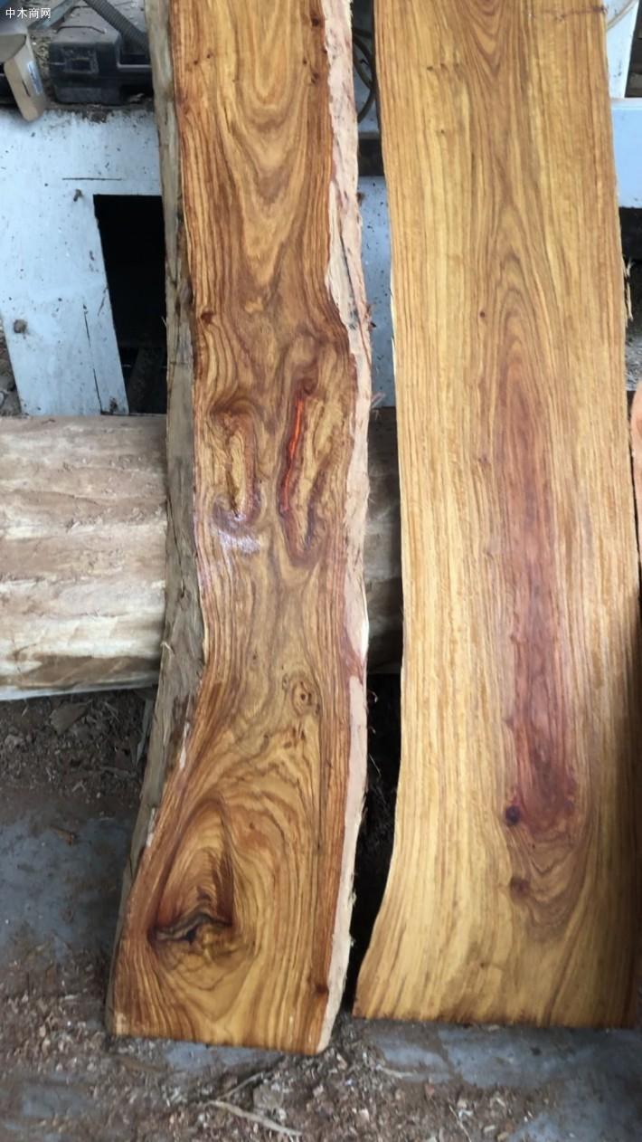 越南黄花梨板材实物高清细节视频厂家