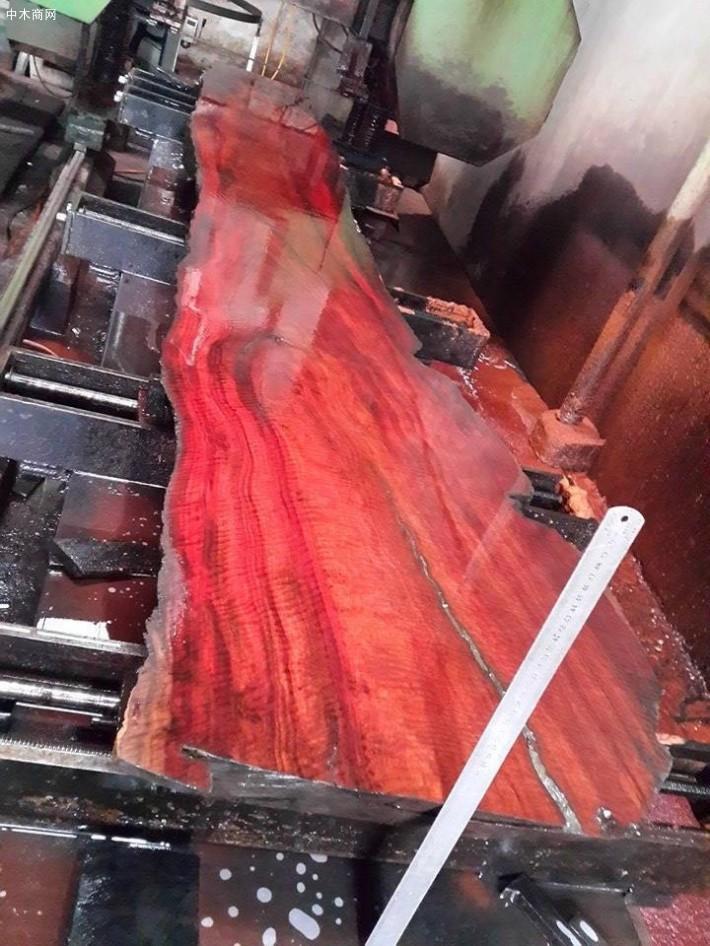 越南紫檀木板材原产地直销