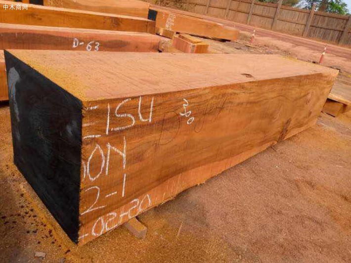 非洲奥坎大方板材料原产地直销价格
