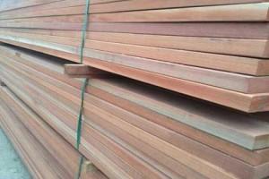 正宗山樟木板材,古建园林户外景观防腐木