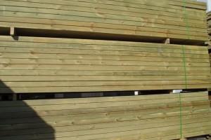 俄罗斯樟子松防腐木板材厂家直销