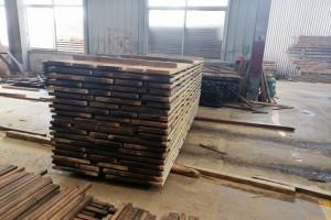 长期供应红黄榄仁烘干板材,定制实木木托盘料!