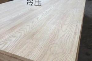 泰国橡胶木指接板冷压板厂家直销