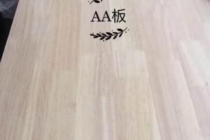 泰国橡胶木指接板AA级厂家批发价格