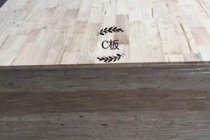 泰国橡胶木指接板C级供应商家