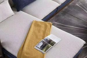 北欧白蜡木实木凉席沙发价格多少钱一套?
