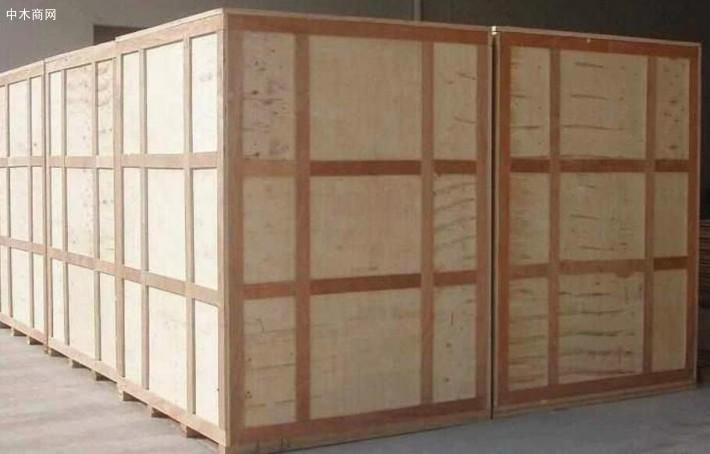 宜昌木质包装箱生产厂家批发价格图片