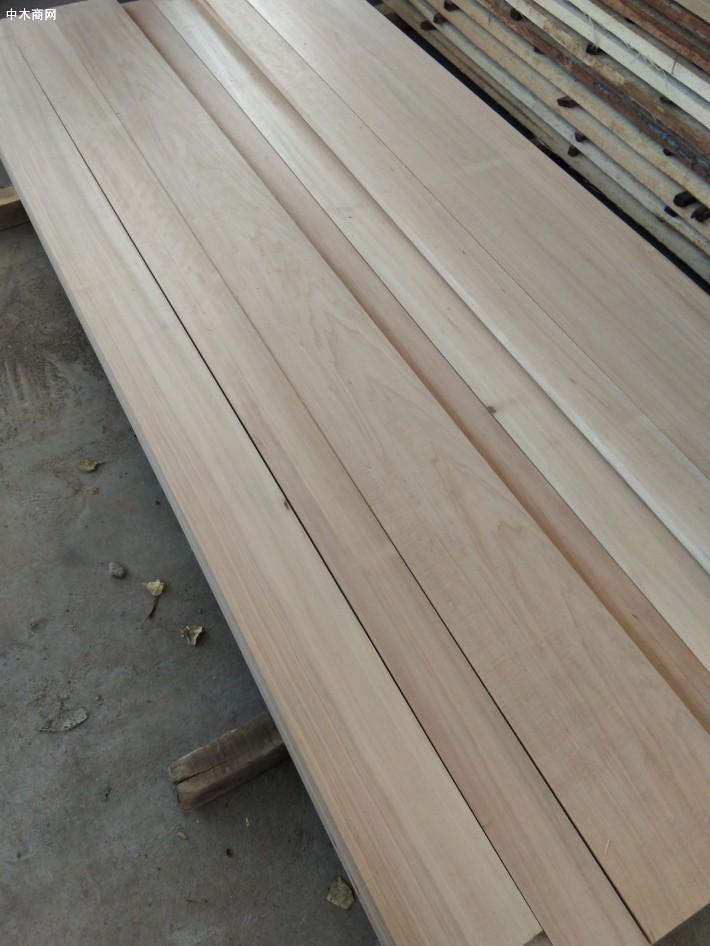 白杨木,白椿木,榆木,金楸檀木烘干板材厂家直销价格