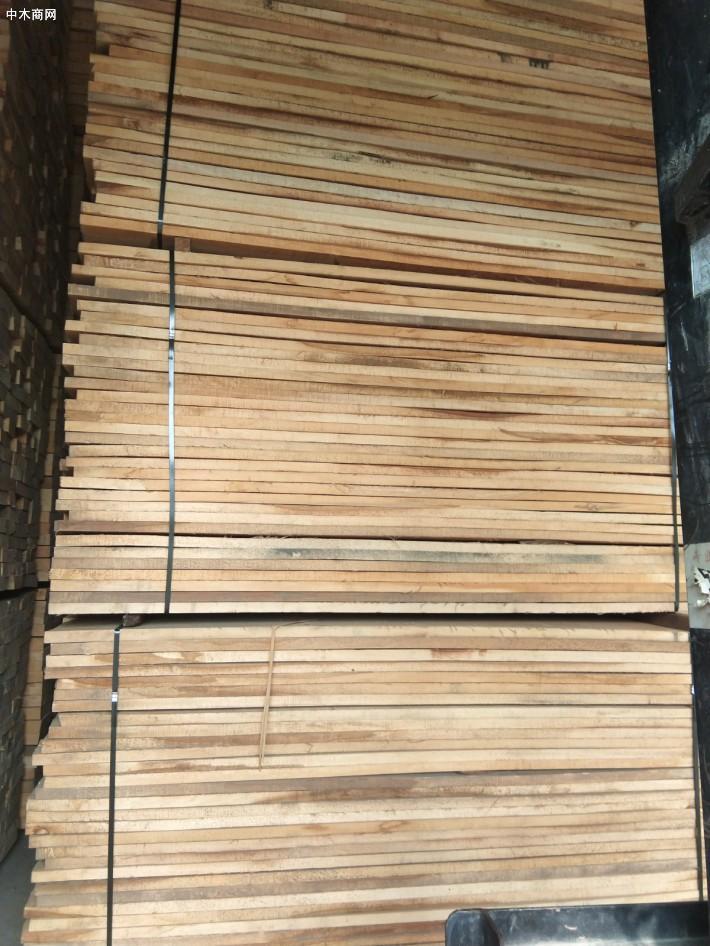 白杨木,白椿木,榆木,金楸檀木烘干板材厂家直销图片