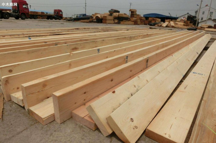 北美木材市场SPF价格行情_2020年5月14日
