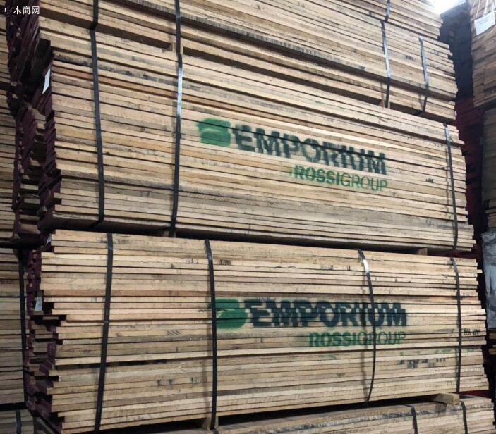 美国地板厂橡木板材价格行情_2020年5月14日