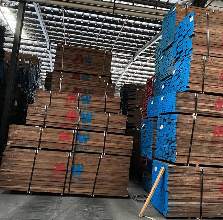 进口北美黑胡桃木顶级6.5厚黑胡桃板材美国黑胡桃木料厂价直销图片