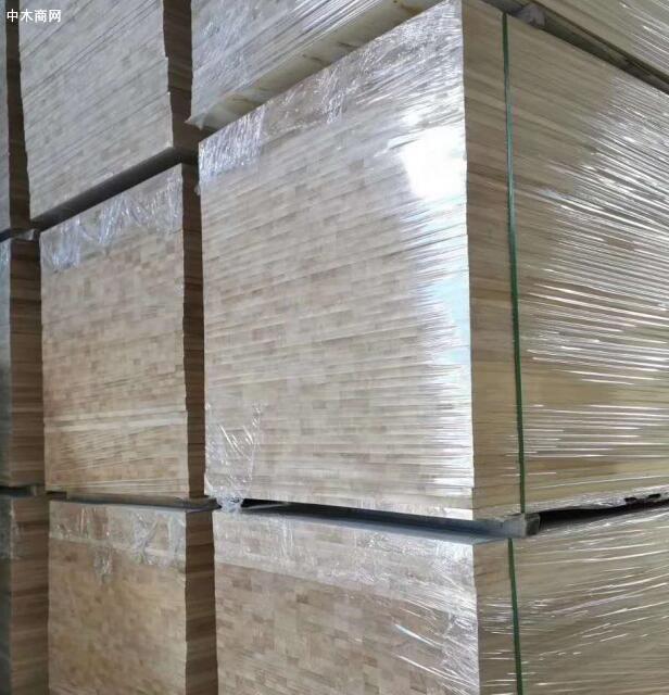 炭化白杨木直拼板材图片价格生产厂家