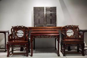 中国中堂家具的礼文化:中堂是面子更是里子!
