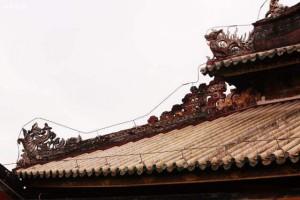 中国古建筑屋脊的曲线那么美!是如何设计出来的?
