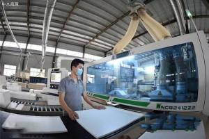 河北南宫承接京津产业打造冀南家具产业园