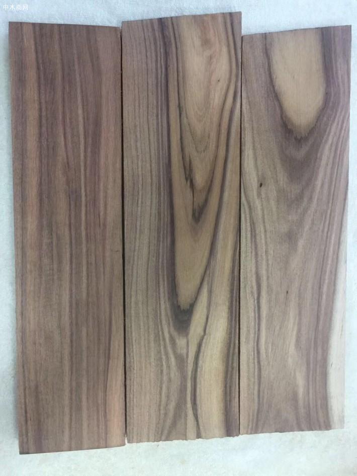 台湾酸枝木原木,小叶相思木板材