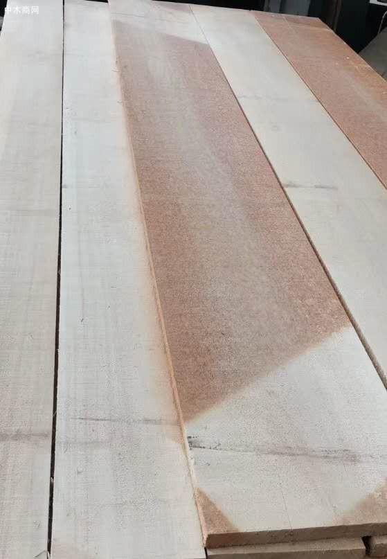 杨木毛枓,白杨木烘干板材厂家直销价位低图片