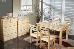 樟子松家具的优缺点及好处介绍?