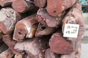 卢氏黑黄檀,檀香紫檀原木价格多少钱一吨_2020年5月28日