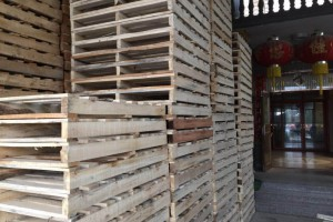 曲阜防山镇组织木制品加工企业消防应急救援演练活动