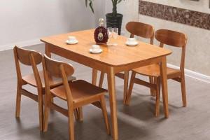 橡胶木家具的优缺点及特点介绍?